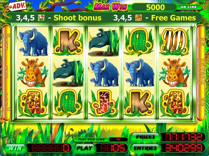 Global Slots