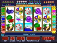 global slots south africa